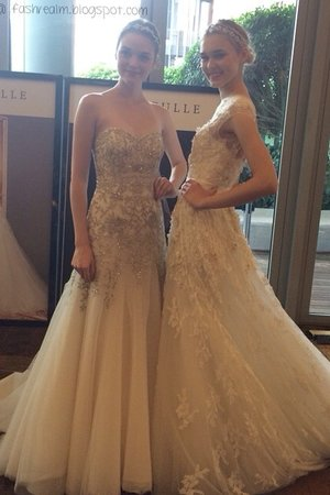 Whimsical wedding gowns from Belle & Tulle at Destination Weddings!