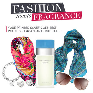 Fashion Meets Fragrance