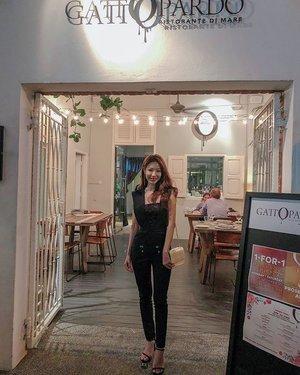 Valentine's day dinner 💕 wearing @larajboutique . . #vday #ootd #ootdsg #motd #lotd #lotdsg #clozette #gattopardosg #sgrestaurant #singapore
