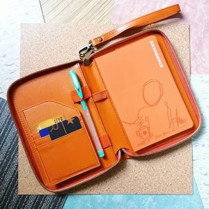 Happy 2019 everyone! Here's my first post of the year featuring my new travel organizer from @startbucksph this is such a big help to me, I prefer this more than a regular planner because a lot of my sched is on my phone or tab now. BTW if your still collecting sticker for a @starbucksph planner or organizer, their promo is still extended until January 20 so complete yours now! 😎😍 . . #2019Organizer #StarbuckPH #Starbucks #StarbucksTravelOrganizer #TraverOrganizer #Clozette  #Travel