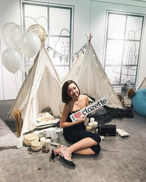 When everything's so instaworthy at #ClozetteTeaParty2019.  Thanks for having me! 📷 @ppmfaith  #clozette #clozetteambassador