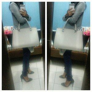 #ootd #clozette #clozetteID #bag #shoes