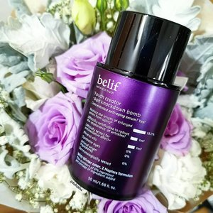 Introducing belif newest addition to its best-selling Bomb collection – the new Youth creator-age knockdown bomb is a 360° anti-aging serum that combats aging from the inside out. It helps to: 💜 strengthen skin's elasticity for firmer skin, as well as minimize the appearance of enlarged pores from aging 💜 improve skin texture for smooth, radiant skin 💜 provide daily antioxidant and anti-pollution protection which helps prevent premature signs of skin aging. 💜Retailing at $90 (50ml) 💜Now available at all @thefaceshop_sg Nature Collection stores and @tangssg VivoCity. . . . #belifsingapore #thefaceshopsg @belif_singapore #belif #kbeauty #koreanbeauty #beauty #skincare #beautysg #beautyjunkie #igbeauty #instabeauty #flatlay #sp #ad #clozette #beautycommunity #igbeauty #igmakeup #igsg #sgig #igdaily #instadaily