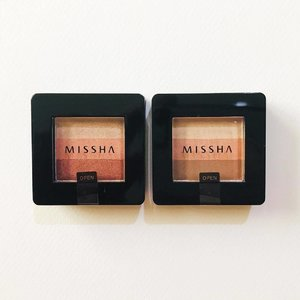 The Missha Triple Shadow is one of my recent favorite products from @altheakorea 💜  Price: 310 pesos Super cute (as in tiny) but the product itself is high quality, buttery and blends well. So perfect for #travel junkies like me who can't decide what palette to bring on a trip. 😅 3 shades in 1 palette. Can do a lot of looks if you're creative! 👍🏼💜😊 #clozette #abbeatthealgorithm #abcommunity #abcommunityph #rasianbeauty #kbeauty #kbeautyblogger #kbeautyaddict #instablog #instablogger #Althea #AltheaAngels #instabeauty #beautygram #beautyblogger #missha #misshaph #AltheaKorea #kbeauty #koreanmakeup #koreanproducts