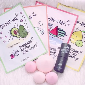 Althea has been on a roll by giving us new, quirky and great products! They recently launched the A'bloom line!  A'bloom is all about delivering fresh, fast and funky K-beauty products, and they started off with 3 delightful goodies for us to play with 😍 🔎 A'bloom Sheet Masks: Available in 4 fruity flavors, these masks have a 2-in-1 formula consisting of fruit extracts rich in antioxidants and plant extracts for added hydration. 🍉🍑🥑🍋 🔎 A'bloom Meringue Puffs: Available in 2 sizes that look cute enough to eat (baby & giant), these makeup puffs help create the perfect complexion and can be used both dry and wet for different finishes. 💕 🔎 A'bloom BHA Blackhead Blaster: The hottest K-beauty trend, this is a non-irritating, triple-care pore stick. Easy to carry and apply, only 30 seconds is needed to get all that junk out of your (nose's) trunk! 💦  With exciting promotions such as gift with purchases, and special edition A'bloom boxes ready for you!  Visit ph.althea.kr to discover A'bloom today 🛍️ *Terms and conditions apply  #AltheaKorea #AltheaAngels #AltheaAbloom #clozette #abbeatthealgorithm #abcommunity #abcommunityph #rasianbeauty #kbeauty #kbeautyblogger #kbeautyaddict #instablog #instablogger #Althea #instabeauty #beautygram #beautyblogger #kbeauty #koreanmakeup #koreanproducts #skincare #facemask #meringuepuff #blackhead #bha