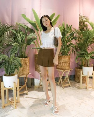 I'm one with nature 🌿 My fit for the #NoelSipAndShop Are you ready for #NoelBazaar2019? Enjoy your holiday shopping this November to December. Follow @noelbazaar for more details.💕