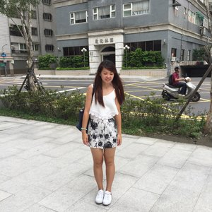 In Taipei!