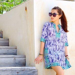 New style post on the blog! #clozette 💚🌊💙 #kryzuydotcom