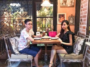 Another one of our fave restaurants in the list, so much so that we had to dine here twice! . Food was not only just delectable, the dining ambience was 100%. Definitely a place we will re-visit if we head to the Land of Smiles! . #Thailand #Bangkok #Restaurant #ThaiAirways #Tourist #Travelog