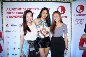 Our Clozette Ambassadors at the #LifetimeWithAnne press conference