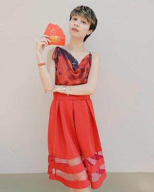 Gong Xi Fa Cai! 🧧  #ChineseNewYear #CNY #YearofthePig #clozette #starclozetter #bloggerbandfam 👑