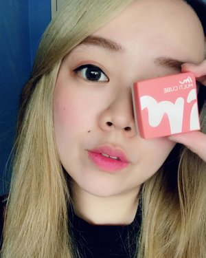 Compact and Convenient.  So in love with the @immeme_official Multicube 😍  #makeup #michhysaurousbeauty #beauty #immeme #makeup #koreanmakeup #koreancosmetics #multicube #selfie #clozette