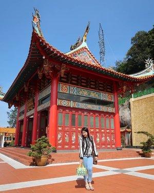❤ #chinsweecavestemple  #chinsweecavestemplegenting  #syafierayamincom #TravelMalaysia #clozette