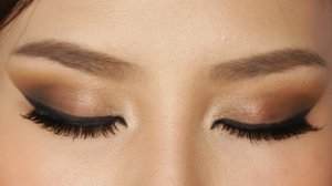 Easy Brown Smokey Eye Makeup Tutorial - Tina Yong   YouTube