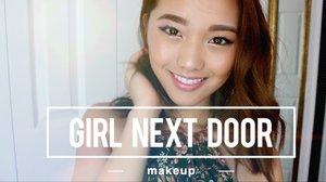 Girl Next Door Makeup - clothesencounters    YouTube