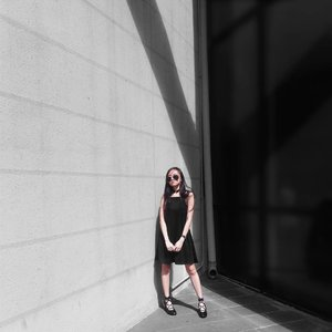 Back to black. ✔-#RvillxFran #clozette