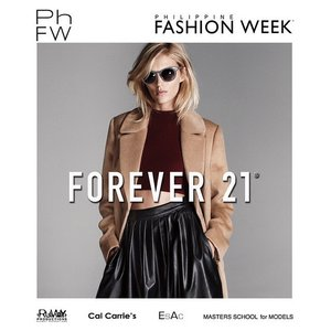 I was invited to watch @f21philippines at @phfashionweek on Oct 24! ^_^ So exciting! #PhFW #F21xPhFW #F21Ph #fashion #fashionweek #fblogger #clozette #clozetteph