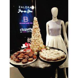 Here at @zaloraph pop-up store for #DecodingStyle fashion event with @clozetteco. #ZaloraPH #clozette #BloggerBabesAsia