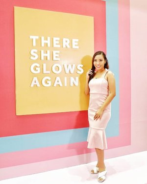 KEEP GLOWING DESPITE OF ALL DOUBTS AND HESITATIONS! #SeeWhatHappens when you begin to choose yourself and transform with growth while chasing your dreams  So honored to be surrounded by amazing ladies at Pond's Women Speak Event. Thanks for having me as a part of this women empowering campaign. 📷: @hazelstylewitch