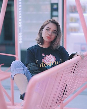 Destroy and swing it! 🌸 #clozette - 📸 @mingruik