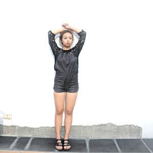 Playful in Black