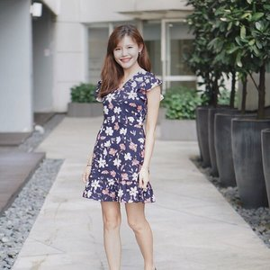 Bless me with more floral power 🌸 #maybelineootd