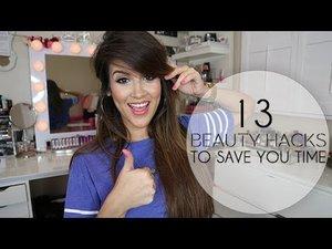 13 Beauty Hacks - YouTube