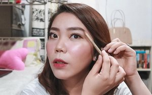 """Your KILAY can make or break you"" #KilayisLife - My KILAY tutorial will be live on the channel at exactly 10AM PHT! 🥳♥️ In this video, I demonstrated how I create my natural-looking eyebrows affordable tools/products. I also dropped some easy tips on how to achieve the perfect 'kilay'😋 Now who's excited?! - LINK shall be posted in my bio, so check it out later!♥️ Thanks! . . . #missgblogs #missgdiaries #kilaytutorial #kilay #eyebrows #clozette #beauty #makeup #howto #local #yt #youtuber #bloggers #bloggersph #abcommunity #abcommunityph #ig #igers #igdaily #youtube"