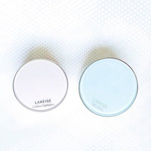 Dewy Duo - LANEIGE BB Cushion Pore Control & LANEIGE Cushion Highlighter. Never thought I would love it as much as I do now. 😻#laneige #laneigemalaysia #laneigeporecontrol #laneigebbcushion #laneigecushionhighlighter #dewy #kbeauty #clozette #bblogger #fleurnotes