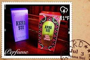 anna sui perfume classic rose