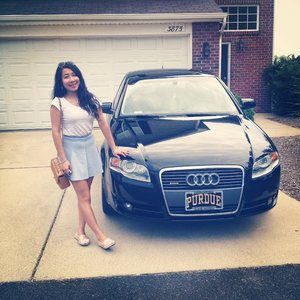 My new baby Audi A4