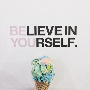 Here's a rainbow ice cream to add colour to your day 🌈 Come through @playground11ph for a daily dose of ice cream! 🍦
