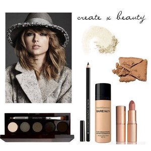 Show off your natural beauty in barely-there,nude makeup 💄#polyvore #beauty #clozette #motd Visit my collections at http://haecruz.polyvore.com/ ✌️