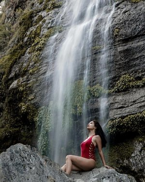 Chasing waterfalls | You chase, I fall 💕🧜🏾♀️ 📸 @romarroca