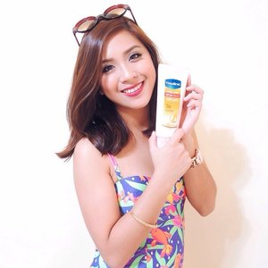 Win an ALL-EXPENSE-PAID TRIP TO BALI with @VaselinePh Water-Based Serum! 🌴☀️keep your photos coming with the hashtag #SeizeTheSummer, #Clozette & #TeamBeachFit 💙💛