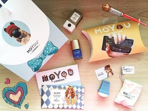 💝 Collected this lovely Nail Art Stamping Sets from @clozetteco! Let's play @MoYou_London!! 💅🏻💕 . #clozette #MoYou_London #MoYouLondon #MoYou #StampingNailArt #StampingPlates #stamping #nailart #naildesign #nailstagram #nailpolish #instanails #beauty #accessories #sweet #lovely #cute