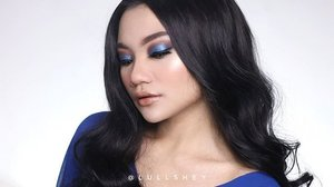 ROYAL BLUE MAKEUP LOOK 💙 . Detail soon ! . . If you like my makeup look please give me some ❤ and comments , and please tag me if u recreate it 🌻 . . . @beautybloggerindonesia @indobeautysquad @bloggirls.id @setterspace @tampilcantik @bandungbeautyblogger @ragam_kecantikan @indobeautygram @cchanel_beauty_id @tips_kecantikan @bloggermafia @popbela_com @bvlogger.id #makeup #makeuptutorial #beauty #beautyenthusiast #motd #makeupoftheday #wakeupandmakeup #bunnyneedsmakeup #beautybloggerindonesia #ivgbeauty #eotd #clozette #clozetteid #girl #indobeautygram #beautygoersid #instamakeup #undiscovered_mua #setterspace #dwiendahpusparini #nyxcosmetics #mnyitlook #absolutenewyorkid #muabandung #ccchanelbeauty_id