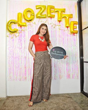 So much fun yesterday at @clozetteco tea party! I got the opportunity to spend an amazing day with my blogger bffs and met so many new faces! Thank you so much #Clozette family for having me  again! I'm so proud of being part of the clozette community since 2016! See you again next year!💕 #ClozetteAmbassador #ClozetteParty2019 #Clozette