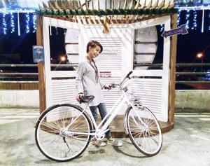 my dream bike is apparently not for biking 😭😍