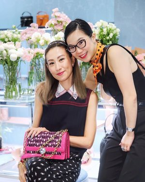 [HAPPY MOTHER'S DAY] Everyday should be your day but today u should really take a day off & don't worry about anything. *Thank U #MiuMiuPavilion, for the beautiful Mother's Day bouquet. . . Unless u r a Mom to an animal or a baby, it's literally #sameshitdifferentday becos u still need to pick up poop 🤣 [PIC2] I'll still choose to be Coffee's mom over & over again. Thanks for entertaining us, Coffee 😂 . . . #beaglemom #divainmefashion #bloggerstyle #bloggerlifestyle #fashionblogger #miumiu #monogram #happymothersday #beagleslife #sillybeagle #ootd #fashionista #clozette