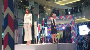 Nu sentral fashion fiesta kick started last night!