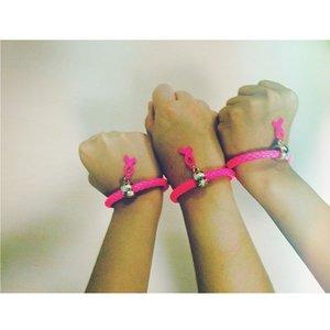 Camapaign. 😘🎀 #clozette #pinkispower #breastcancerawareness #letsvoltin #SprucePH #advocacy #October