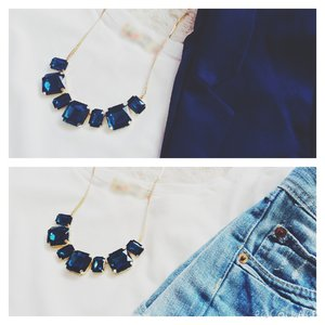 1 necklace, 2 styles