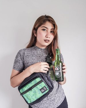 You really never stop learning. A little update about my life recently... I am back in college - and now as a professor! 🙈 I never really thought that I'll go in this industry. Well, Heineken brews a culture of creativity and celebrates individualiy.  Whatever we wish to pursue. @Heineken_ph will be there to cheer us on and become the stars that we can be. Another step to pursuing things that we thought we will never do.  Love my fanny pack? Get your own at drinkies.ph 💚  Cheers!! #HeinekenPH #HeinekenStarCollection #EnjoyResponsibly