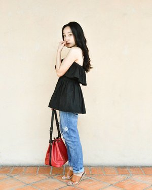 #ThriftedThursdayWithJAMSY Look 8 | DIY-ed these thrifted items. | #sheisJAMSY #Clozette