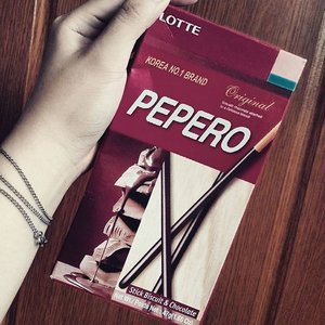 ♡♡♡ #pepero #chocolate #foodie #foodgasm #food #foodporn #instafood #sweet #sweettooth #sweets #chocolates #instalike #instadaily #instagood #instagram #clozette #instamood