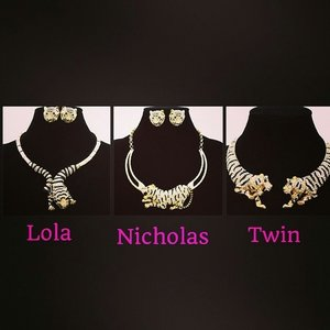 Haute Necklaces
