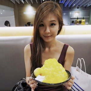 Missing the mango dessert from Ice Monster 😍🍧 #throwback #clozette