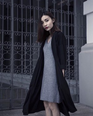Can't wait for the wintery weather in Taiwan already!! In @faev.co's upcoming v-neck knit dress and photo by my favourite photog @chrystlm💕✨ #clozette #xaexfaev