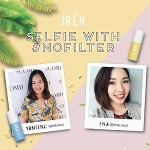 Hi IG fam! Join Yan Teng & I as we unveil our secrets to our glowy skin; the techniques and tips to achieve the insta-glam look! 🤳🏻😀✨ . What will you learn: ✨How we incorporate @irenskin in our skincare routine ✨Skincare tips and techniques to revive dull skin ✨Perfect Instagram Selfie How To- Makeup & Pose . 20 Oct 2018, Sat 2-4pm Face Shower Bar by Iren @ City Link Mall B1-17A Tickets at $10 each (not inclusive of $1.09 eventbrite admin fee) that's fully redeemable for Iren products and comes with a Face Shower Bar voucher worth $90! Sign up here >> http://bit.ly/SelfieNoFilter . See you there!🤗. . . . #irenskin #iren #beautyworkshop #nofilterselfie #enasbeautytalk #clozette